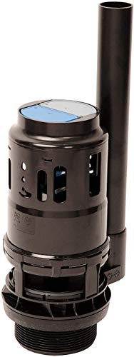Fluidmaster 830V-001 3-Inch Replacement Dual Flush Valve, Black