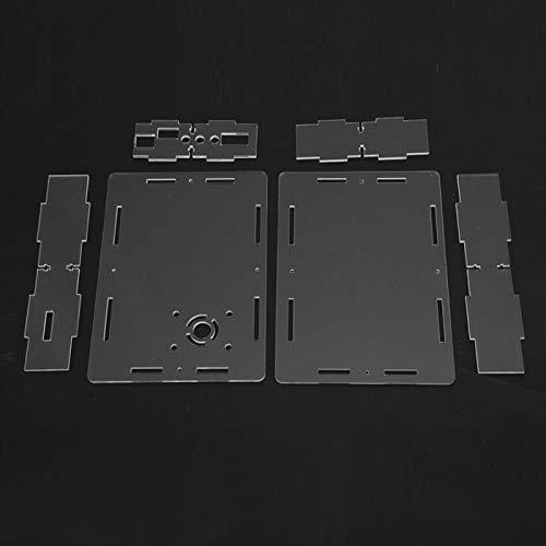 Mxzzand Caja de música Lámpara en Forma de corazón Antidesgaste para Regalo de Kit de producción electrónica de Bricolaje