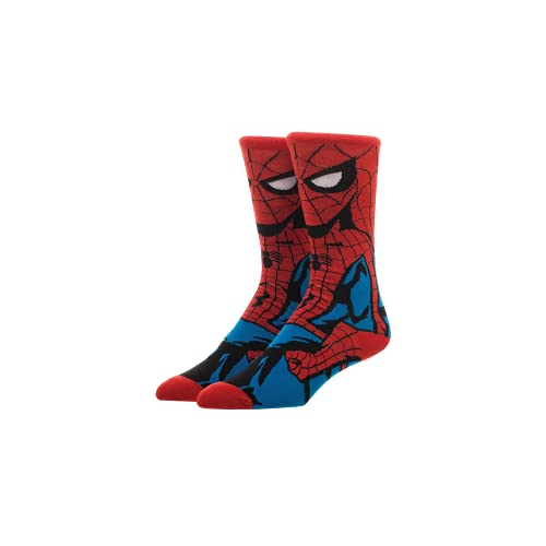 Spider-Man Crew Socks