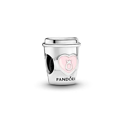 Pandora Jewelry Take a Break Coffee Cup Sterling Silver Charm