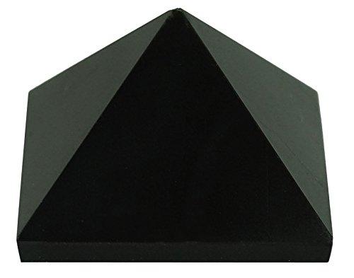 Harmonize La Pirámide De Piedra Turmalina Generador De Energía Reiki Cura De Cristal Negro