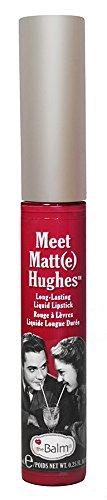 theBalm Meet Matt(e) Hughes Liquid Lippenstift, ,Romantic,1er Pack (1 x 7.4 ml)