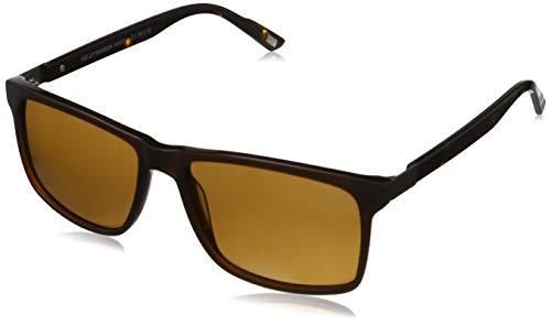 Helly Hansen HH5014-C03-56 Montures de lunettes, Marron (Marrón), 56 Homme