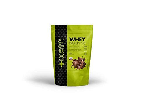 Watt Whey Protein 90, Nuovo Formato Doypack 750g, Gusto Cacao/Cioccolato