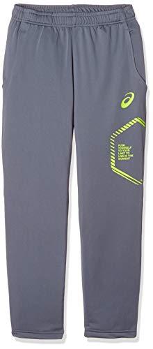 [アシックス] トレーニングウエア JR LIMO ニットパンツ 2034A066 ボーイズ スティールグレー 日本 150 (日本サイズ150 相当)
