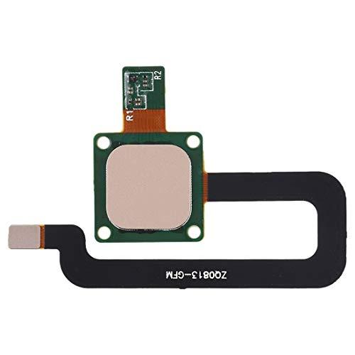YGMO ZMD Sensor de Huellas Dactilares AYC Cable Flexible for ASUS Zenfone 3 MAX ZC520TL X008D (Rosa) (Color : Gold)