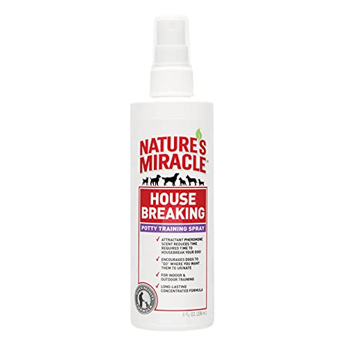 Nature's Miracle Housebreaking Potty Training Spray 8oz (P5765)
