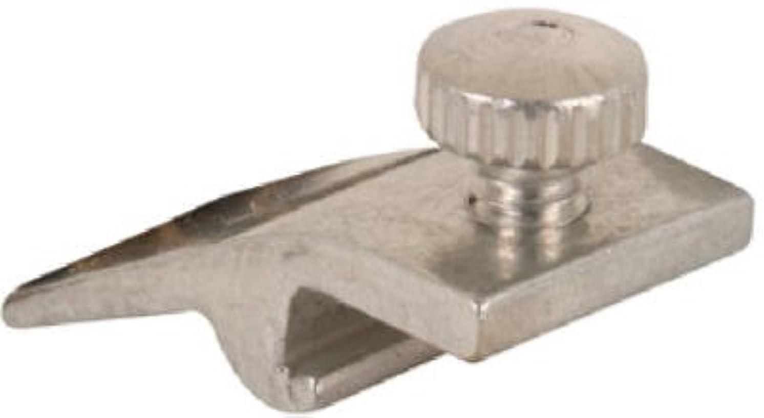 Prime Line 181043 Storm Door Panel Clip & Thumb Screws44; Pack 4