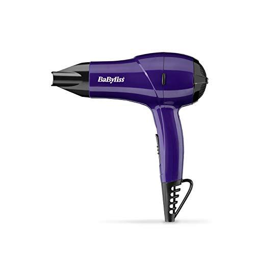 BaByliss 5282BDU 1200 W Nano Dry Secador de pelo