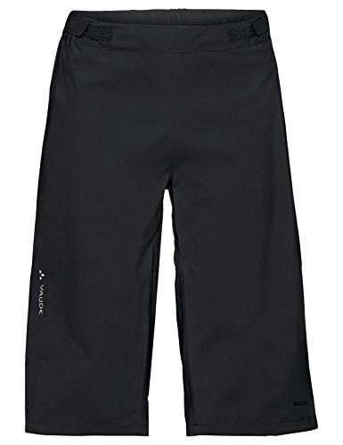 VAUDE Herren Hose Men's Moab Rain Shorts, black, XL, 409990105500