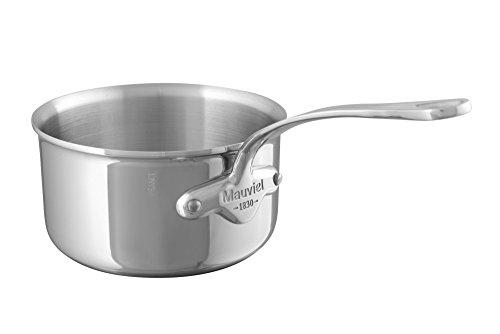 Mauviel1830 - M'Cook 521012 - Casserole inox - 12 cm