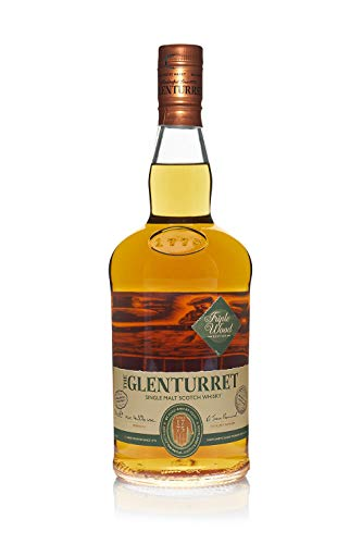 The Glenturret Triple Wood Whisky (1 x 0.7 l)