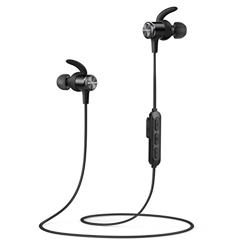 Anker Soundcore Spirit カナル型 Bluetoothイヤホン 【SweatGuardテクノロジー/Bluetooth 5.0対応/8時間連続再生/IPX7完全防水規格/運動中もしっかりフィット】