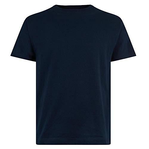 Logostar - Basic T-Shirt - Übergrößen bis 15XL / Navy, 8XL