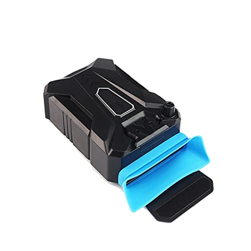 SKTE Enfriador De Computadora Portátil Portátil Enfriador De Aire USB Ventilador De Enfriamiento De Extracción Externo para Computadora Portátil De 15 15,6 17 Pulgadas