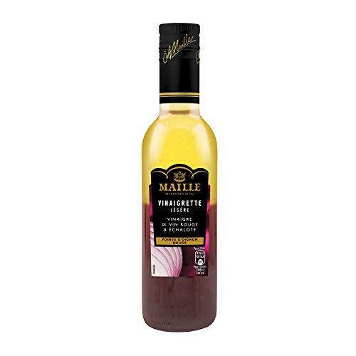 Maille Vinaigrette Légère Vin Rouge & Échalotes 360 ml
