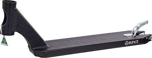 Apex Pro Scooters Stunt - Tabla para patinete (51 cm), color negro