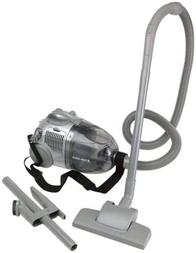 Great Price! Euro-Pro Shark EP76H Compact Bagless Canister Vacuum