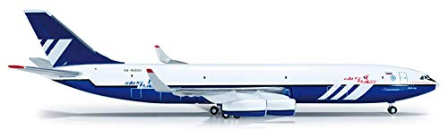 herpa Wings 518390 - Polet Airlines Ilyushin IL-96-400T Flugzeug-Modell Aircraft-Model aus Metall 1:500
