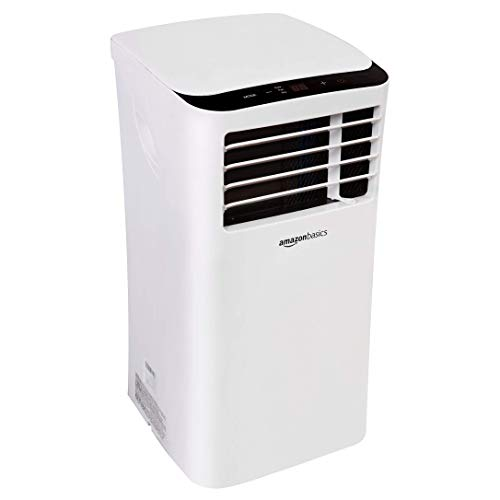 AmazonBasics Portable Air Conditioner with Remote - Cools 450 Square Feet, 12,000 BTU