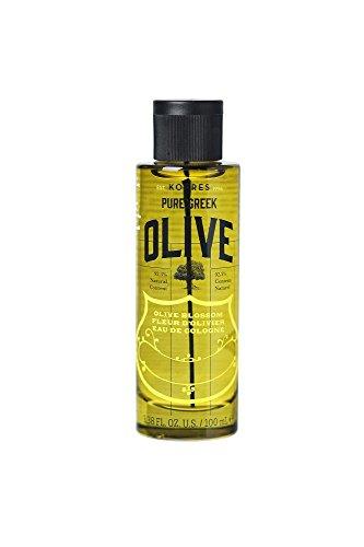 Korres Olive & Olive Blossom Eau De Cologne, 1er Pack (1 x 100 ml)