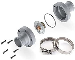 JEGS 53260K In-Line Thermostat Housing Kit Includes: