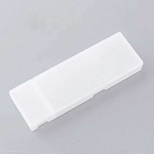 ペンケース プラスチック 半透明 鉛筆ケース 学生 シンプル ペンポーチ 大容量 文房具ポーチ 筆入れ 筆箱 ペンボックス