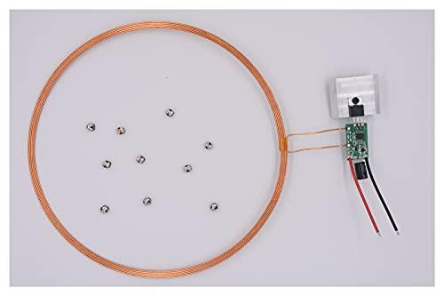 Fangfang Modulo di Ricarica Wireless a impianti di Ricarica Wireless Lights One-to-Molte luci Decorative XKT801-05