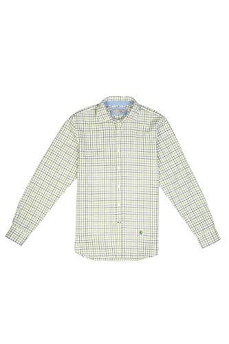 El Ganso Urban Country 1 Camisa casual, Multicolor (Varios 0033), Large para Hombre
