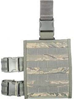 very good w// removed elastic strip USMC Coyote MOLLE II Double Mag Pouch
