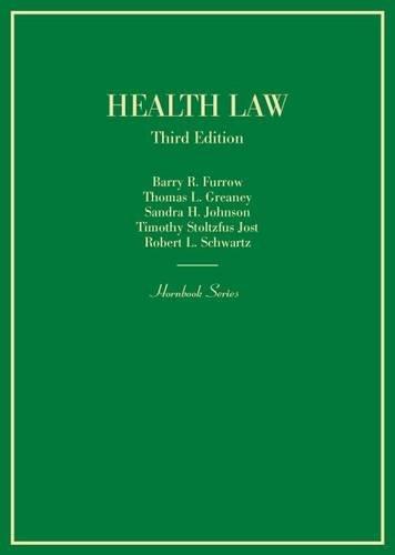 Health Law (Hornbooks)