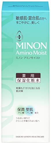 Daiichi Sankyo Health Care Minon Amino Moist Medicinal Acne Care Lotion 150mL