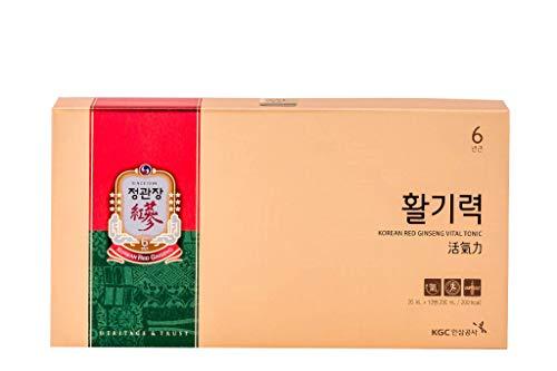 KGC Cheong Kwan Jang [Hwal Gi Ruk] Korean Red...