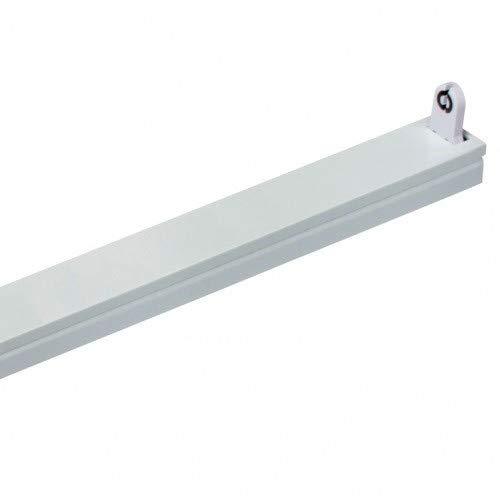 LED Röhrenhalterung/Fassung für eine 90 cm T8 / G13 LED Röhre - als Ersatz für Leuchtstoffröhrenhalter - RH90-1 LED