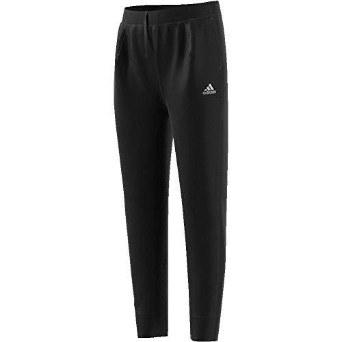adidas - Fitness-Hosen für Mädchen in Black/White, Größe 164