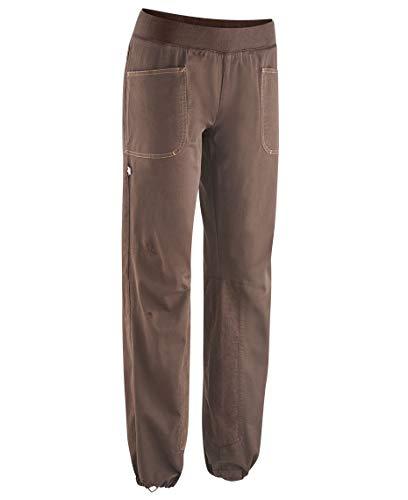 EDELRID Damen Kamikaze Pants IV, Mocca (502), M