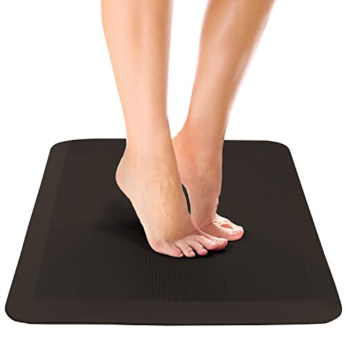 Royal Anti Fatigue Comfort Floor Mat - Kitchen Mat - Standing Desk Mat - Perfect for Home, Office,...
