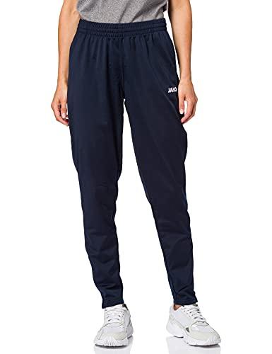 JAKO Damen Polyesterhose Classico, Blau (Dark Navy/09), 38, 9250D