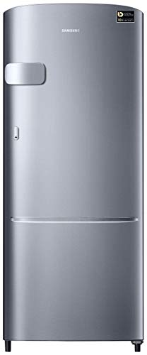 Samsung 192 L 3 Star Direct-Cool Single Door Refrigerator (RR20R1Y2YS8/HL, Elegant Inox)