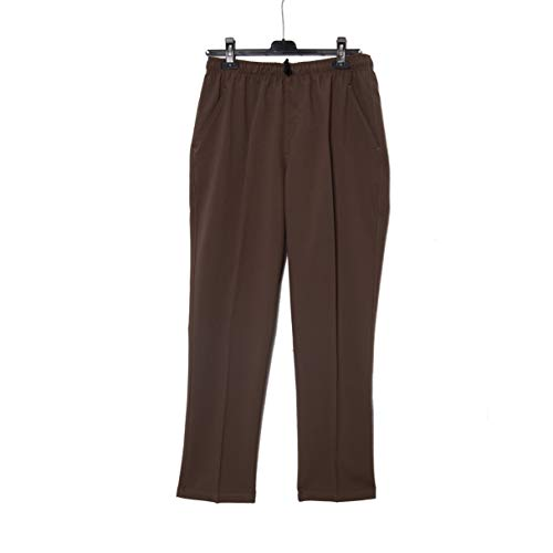 Pantalón Adaptado Hombre - Verano - Pantalon Vestir con Goma en la...