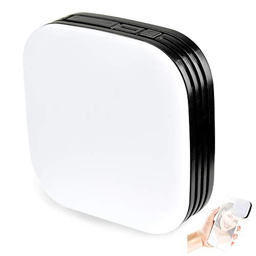 Godox LEDM32 portátil Mini Luz de Vídeo 5600K Selfie LED Faro Dimmable Mini Luz para Smartphone (LEDM32)