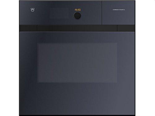 V-ZUG Combair-Steam SL 60 Dampfgar-Backofen Spiegelglas