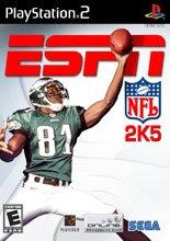 ESPN NFL 2K5  Playstation 2   Pre-Played