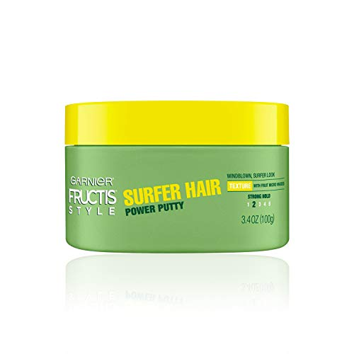 Garnier Fructis Style Power Putty Surfer Hair, 3.4 Ounce