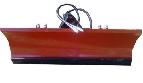 Schneeschild Schneepflug Schneeschieber Kat-0 Aufnahme / 150x40 cm inklusive Hydraulikzubehör