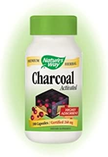 Nature's Way Activated Charcoal (300 Capsules)