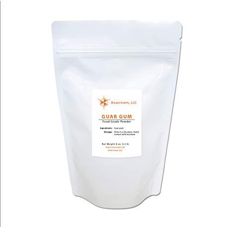 Guar Gum Food Grade Powder (8oz)