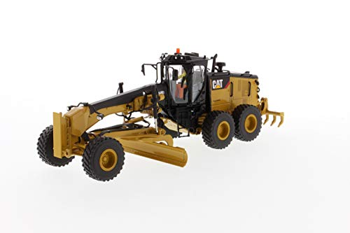 Diecast Masters CAT Caterpillar 14M3 Motor Grader Operator High Line Series 1/50 by 85545