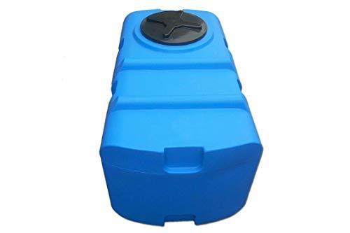 Depósito de agua de 400 l, depósito de agua potable, depósito de agua fresca, depósito de agua