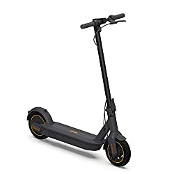 Segway Ninebot MAX Folding Electric Kick Scooter: photo